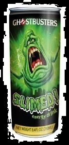 Halloween Candy Gifts 2012 Slimed Ghostbusters Energy Drink