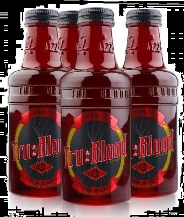 Halloween Candy Gifts Blood Drink True Blood HBO
