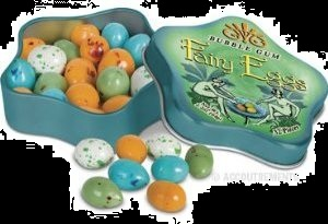 Halloween Candy Gifts Fairy Gum and Star Tin