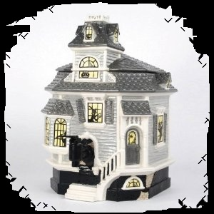 Halloween Candy Gifts Drink Haunted House Drink Dispenser