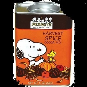 Halloween Candy Drink Gifts Harvest Spice Hot Chocolate