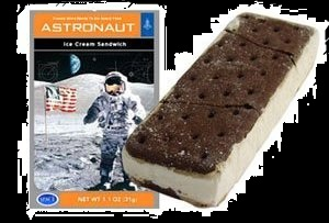 Halloween Candy Gifts Astronaut Ice Cream Sandwich Candy