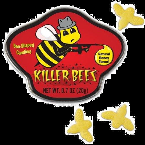 Halloween Candy Gifts Killer Bee Honey Candy
