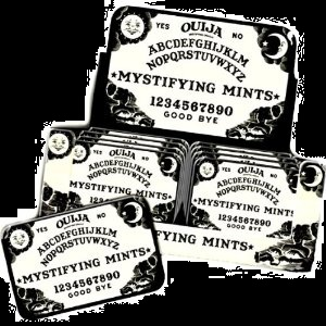 Halloween Candy Gifts Ouija Mystifing Mints